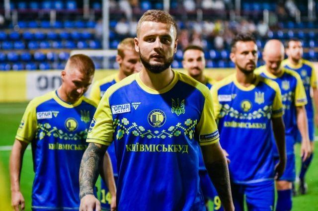 Чемпионат Европы по мини-футболу в Киеве: матчи украинской сборной
