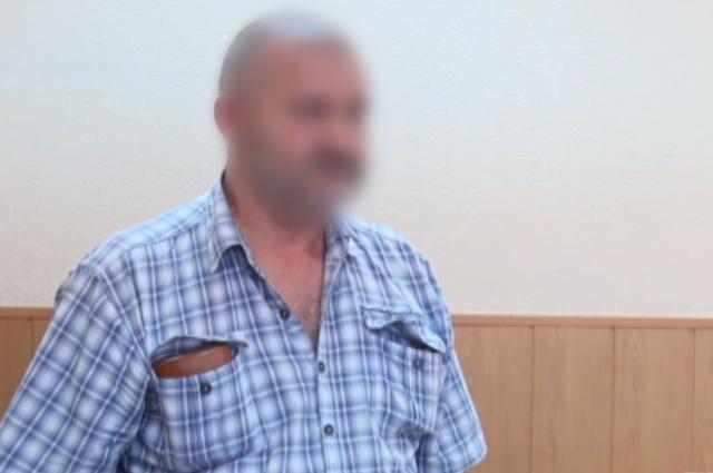 Мужчину приговорили к трём годам лишения свободы условно.