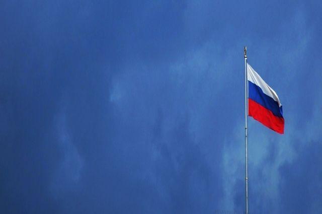 Тюменцы установят на мосту влюбленных Российский триколор