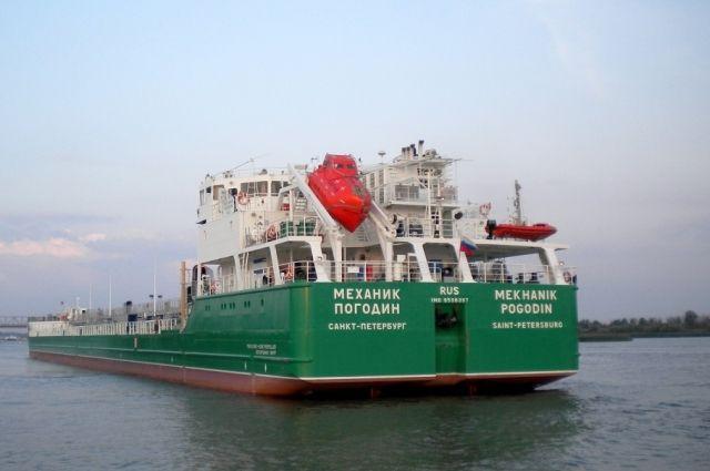 Омелян заявил, что судно «Механик Погодин» могут конфисковать для продажи