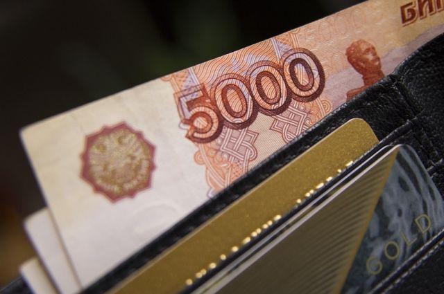 Число одобряющих серые зарплаты россиян выросло — опрос
