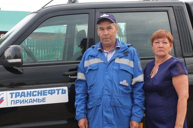 Жизнь Николая Мущинкина из села Уральского с детских лет была связана с нефтепроводной трассой.
