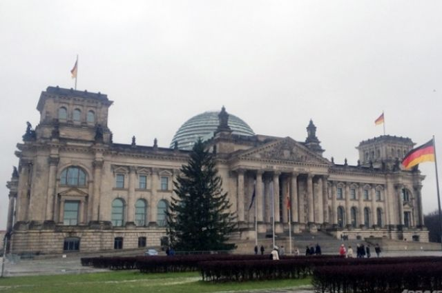 Германия предложила России проект введения миротворцев на Донбасс