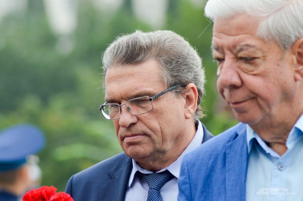 Директор Екатеринбургского цирка и депутат Законодательного собрания Свердловской области Анатолий Марчевский.