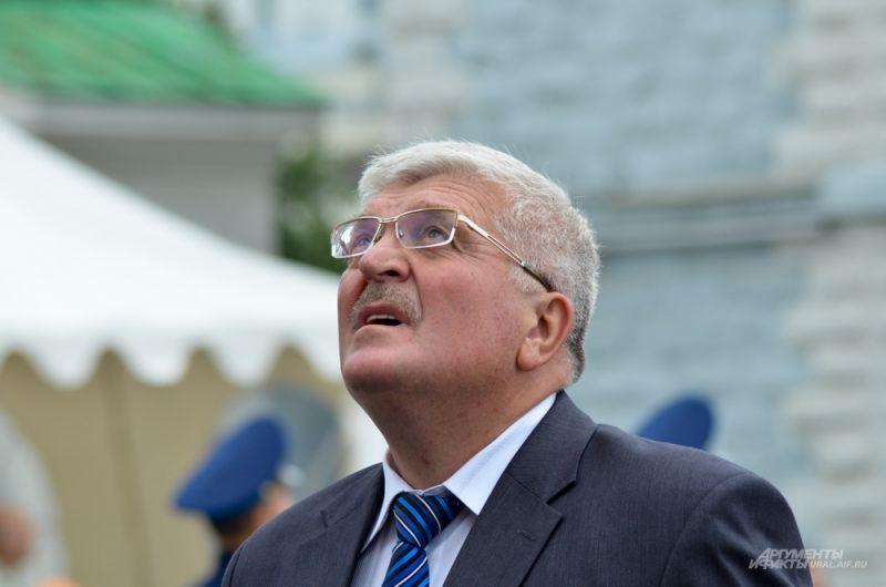 Экс-председатель Екатеринбургской городской думы Евгений Порунов.