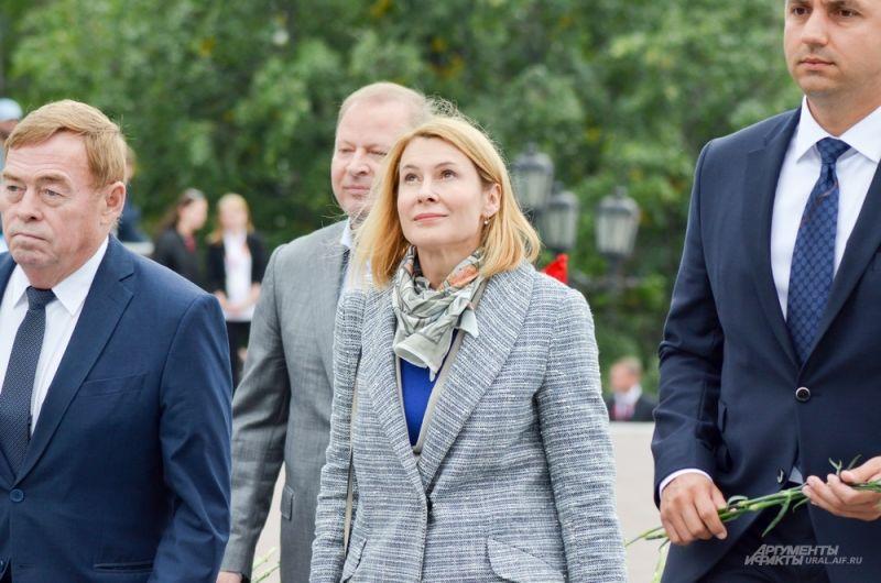 Депутат Законодательного собрания Свердловской области Елена Чечунова.