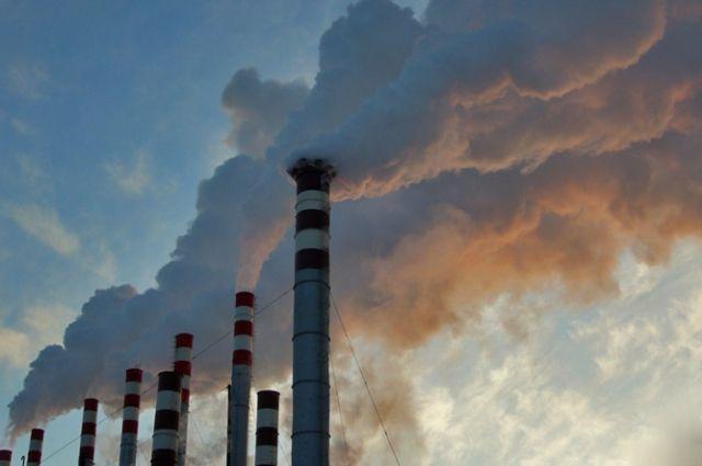 ТОП городов Украины с самым загрязненным воздухом