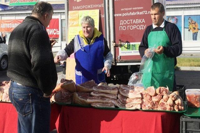 Осенние продуктовые ярмарки начнутся на Ямале с 24 августа