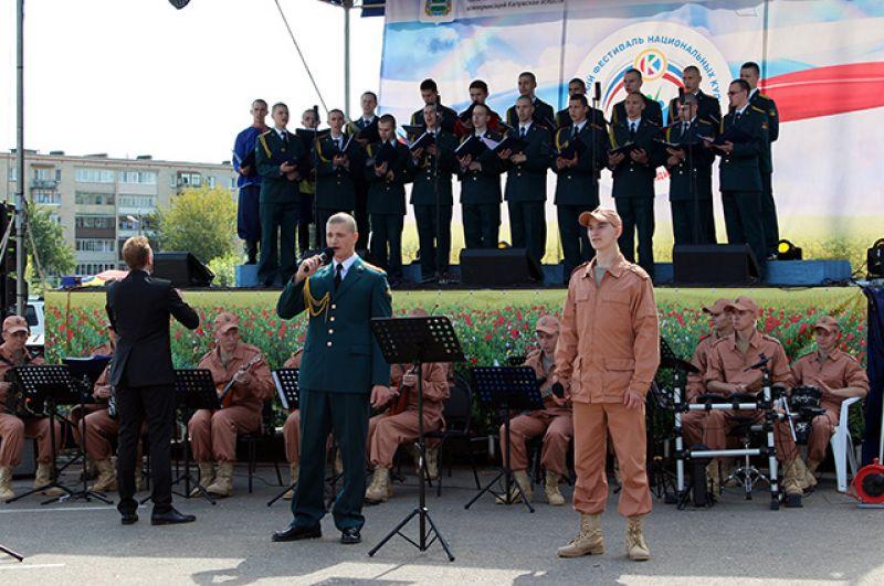 Православный хор и ансамбль инженерных войск ВС РФ