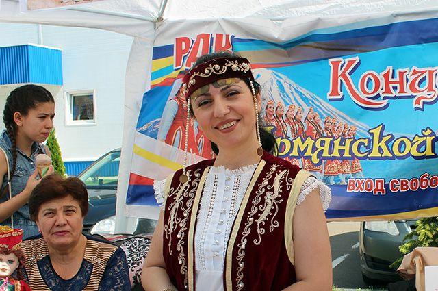Армянская диаспора в регионе - одна из самых многочисленных