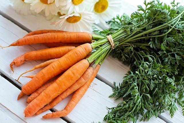 В тюменском КРиММе собирают урожай моркови и зерновых