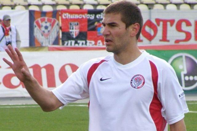 Виталий Федорив играл в пермском ФК «Амкар» с 2008 по 2011 года.