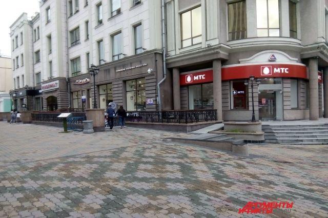 Год спустя. Место в Хабаровске, где произошло резонансное событие.