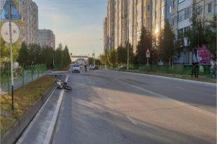 Два мотоциклиста пострадали в ДТП на Ямале