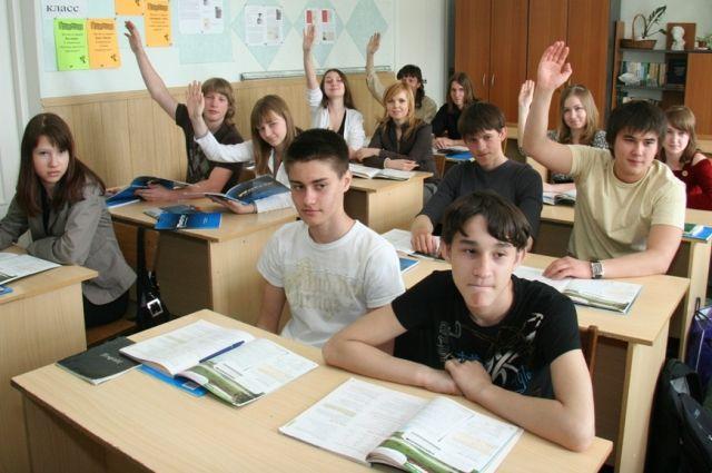 Дети сами решают, в классе с какой буквой учиться.