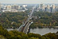 Мост Метро в Киеве в любой момент может рухнуть