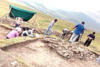 Студенты в КЧР нашли подвески, наконечники стрел, пуговицы и керамику.