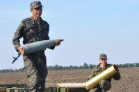 В Украине завершились испытания снарядов для системы «Гиацинт»