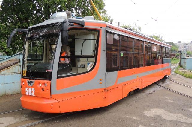 Трамваи №6, №8 и №10 временно не будет курсировать по Сибирской 23 августа.