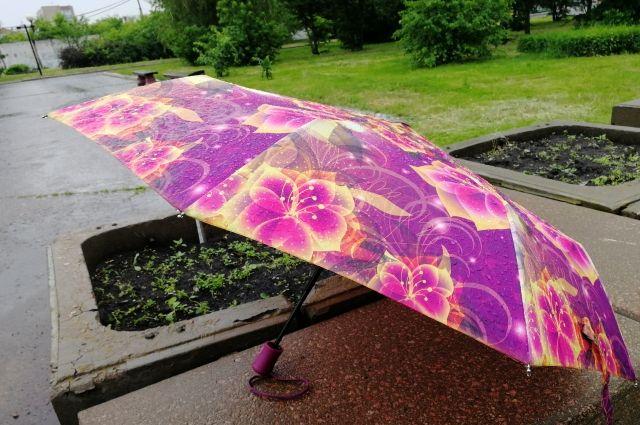 Наводнения в конце лета  - редкое явление.