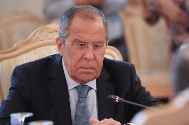Лавров объявил, что ООН тайно запретила помогать Сирии