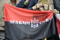 В России за распространение атрибутики «Правого Сектора» осудили украинца