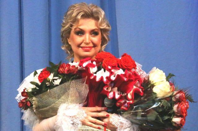 Немецкая публика очень полюбила певицу из далекой Сибири.