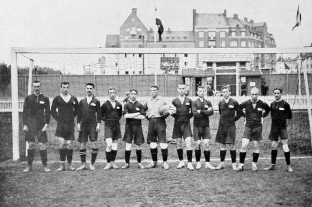 Сборная Российской империи на Летних Олимпийских играх 1912 года.