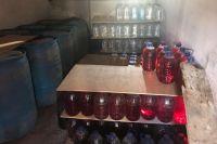 В Одессе подпольный цех штамповал опасный для здоровья поддельный алкоголь