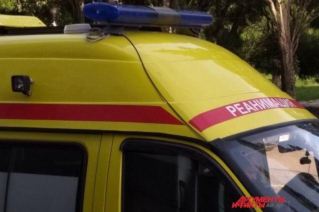 Пострадавший находился в сознании, когда скорая помощь доставила его в больницу.
