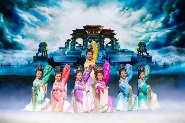 ВКраснодаре насцене музыкального театра поставят китайскую оперу
