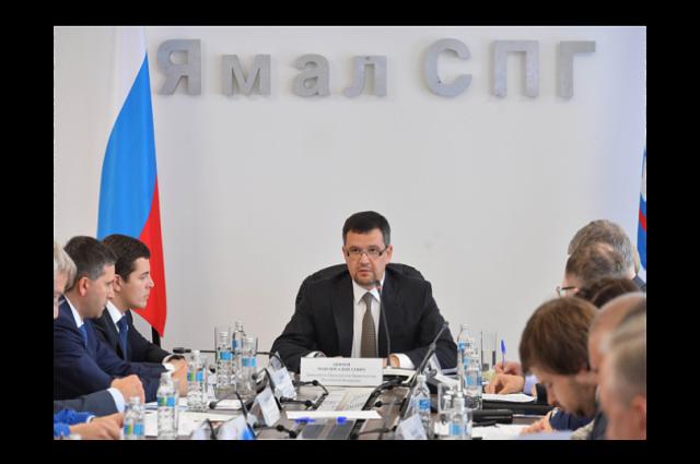 Дмитрий Артюхов принял участие в правительственном совещании в Сабетте