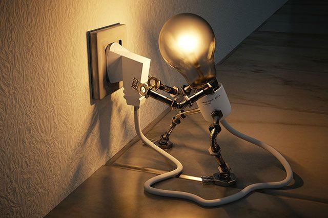 В Салехарде грядут ночные отключения электричества
