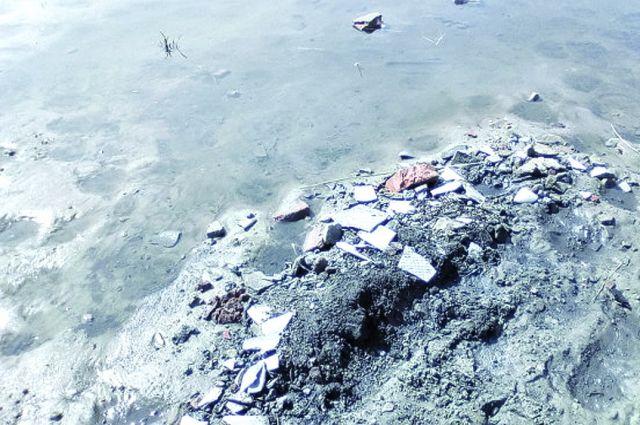 В Соль-Илецком районе в селе Буранное гибнет озеро?