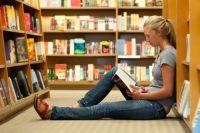 Только чтение воспитывает жадность ума.