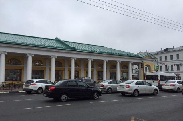 ВЯрославле появился монумент избудущего