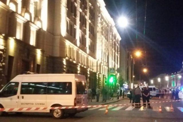 interfax.com.ua Полиция установила личность мужчины, стрелявшего в  горсовете Харькова 6ce566426f0