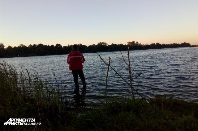 В Полесском районе полиция задержала рыбака-нарушителя.