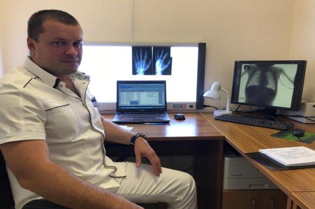 В Таркосалинской больнице установят новый рентген-аппарат