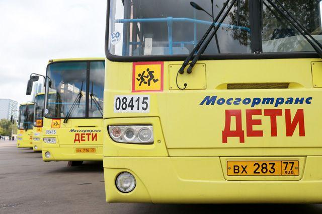 Теперь заказывать автобусы для экскурсий каждая школа Москвы сможет бесплатно.