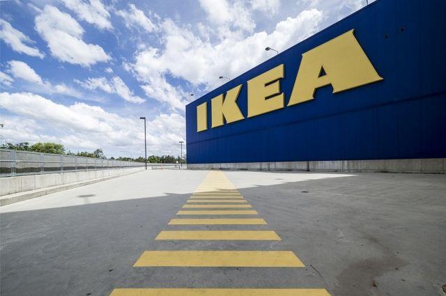 Стало известно, где в Тюмени откроют первый магазин IKEA