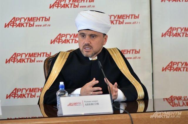 Рушан хазрат Аббясов.