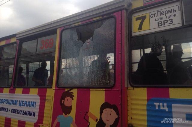 ЧП произошло в самом центре Перми.