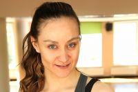 Мастер-тренер федеральной сети фитнес-клубов X-Fit Анастасия Юркова.