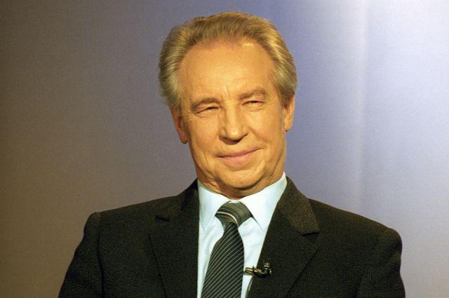 Генерал-лейтенант, доктор исторических наук, профессор МГИМО Николай Леонов. 1996 год.