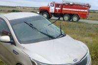 В Кувандыкском округе в ДТП с Kia погиб человек и еще трое пострадали.