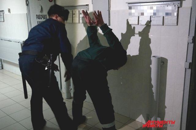 Пять осуждённых из отряда 17 августа поместили в штрафной изолятор.
