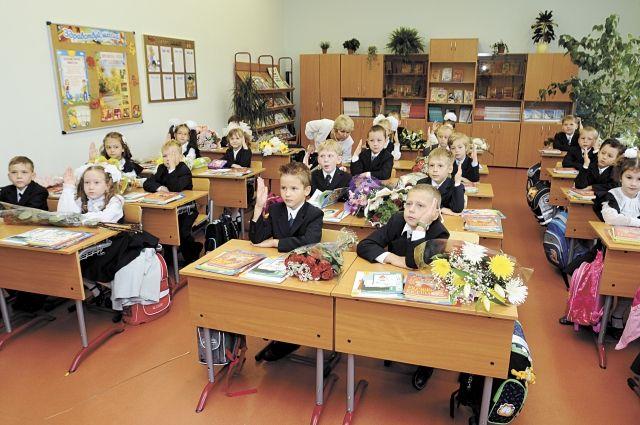 Дети должны 1 сентября пойти в безопасную школу.