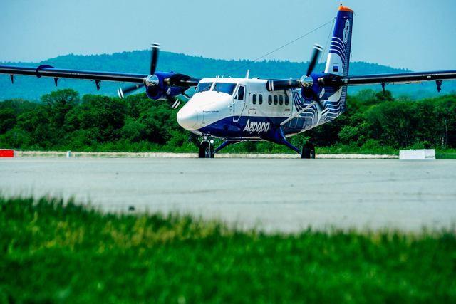 Комфортные полёты по всему Приморью сегодня - дело обычное.