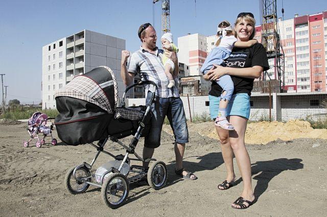 Чаще всего квартиру приобретают для детей. Пока они растут - жильё сдают.